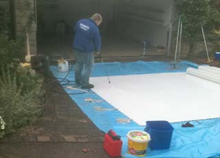 Poolreinigung durch BRENNECKE Cleaning
